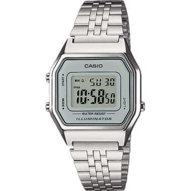 orologio digitale unisex Casio CASIO COLLECTION CODICE: LA680WEA-7EF