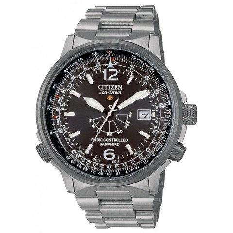 Citizen Watch Pilot Titanio AS2031-57E