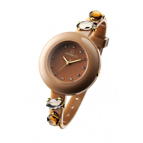 Ops!Objects Watch Ops! Stone Rosa Cipria