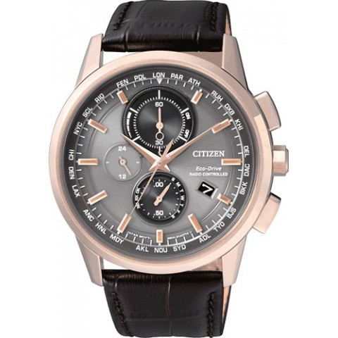 Citizen Watch Radiocontrollato AT8113-12H