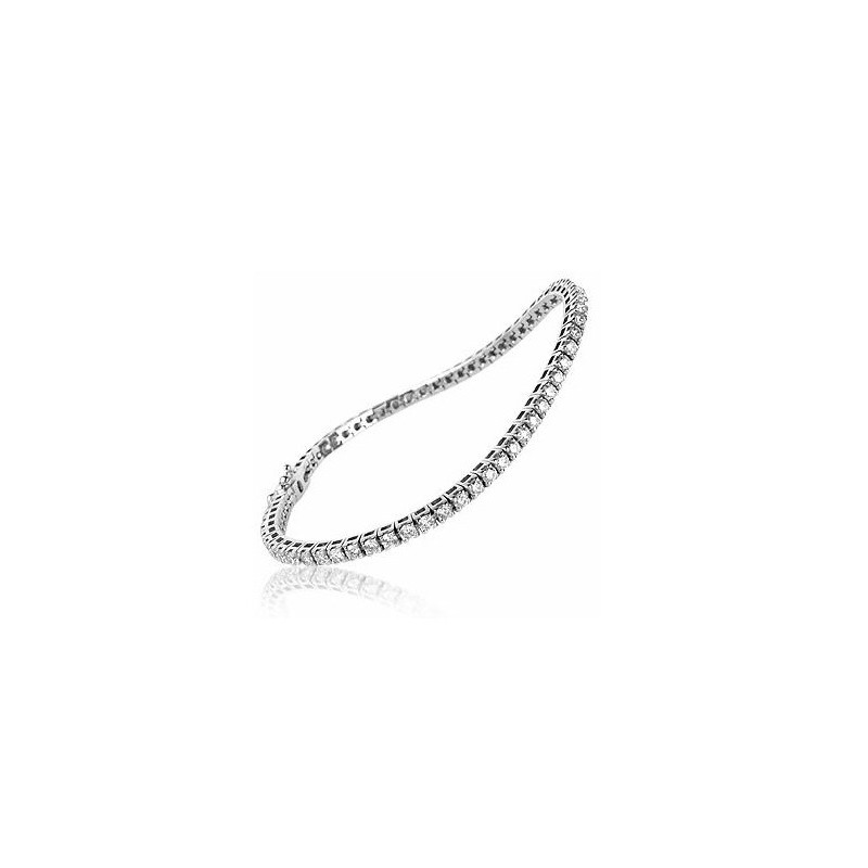 CHIMENTO BRACCIALE TENNIS DIAMANTI CT. 4,02