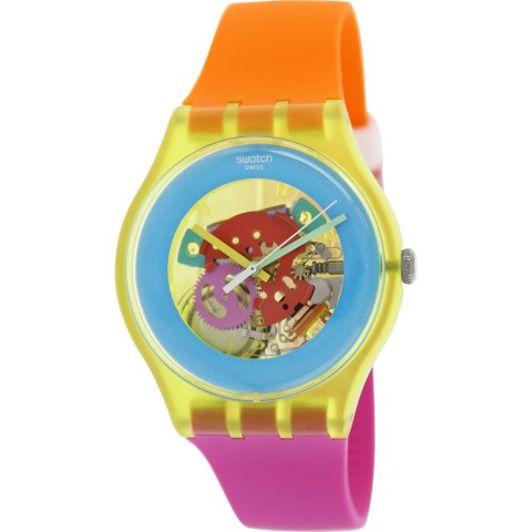 Swatch watch only time Palette Color