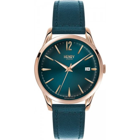 Henry London watch only time HL39-S-0134 Stratford