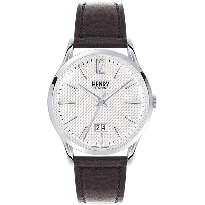 Henry London watch only time HL41-JS-0021 Edgware