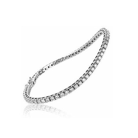CHIMENTO BRACCIALE TENNIS DIAMANTI CT. 2,00