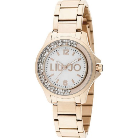 Orologio Liu Jo Luxury Dancing mini rosa TLJ589