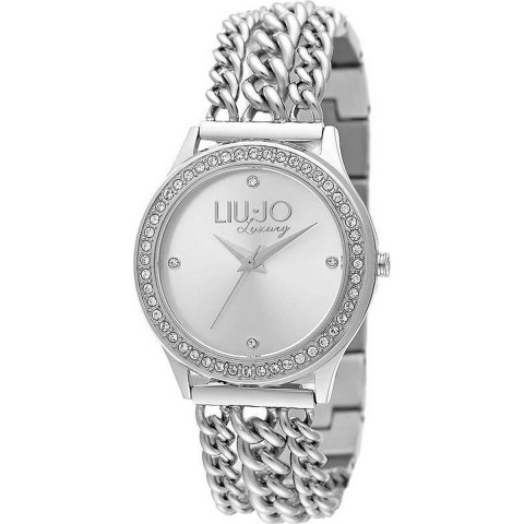 a9c5d707247eb Watch Liu Jo Luxury Dancing silver TLJ933