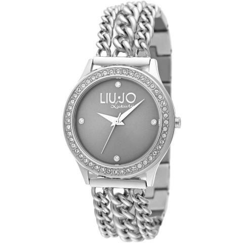 Watch Liu Jo Luxury Atena silver TLJ936