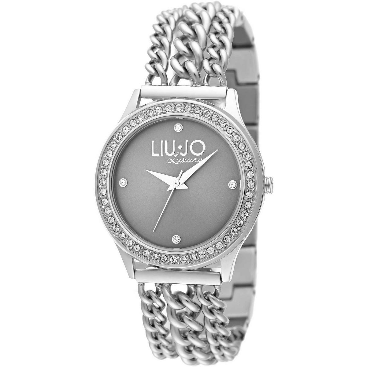 Orologio Liu Jo Luxury Atena argento TLJ936 - Paradiso Gioielli 8acd54fd237