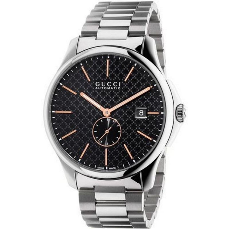 Watch Gucci G-Timeless Automatic Large Slim YA126312