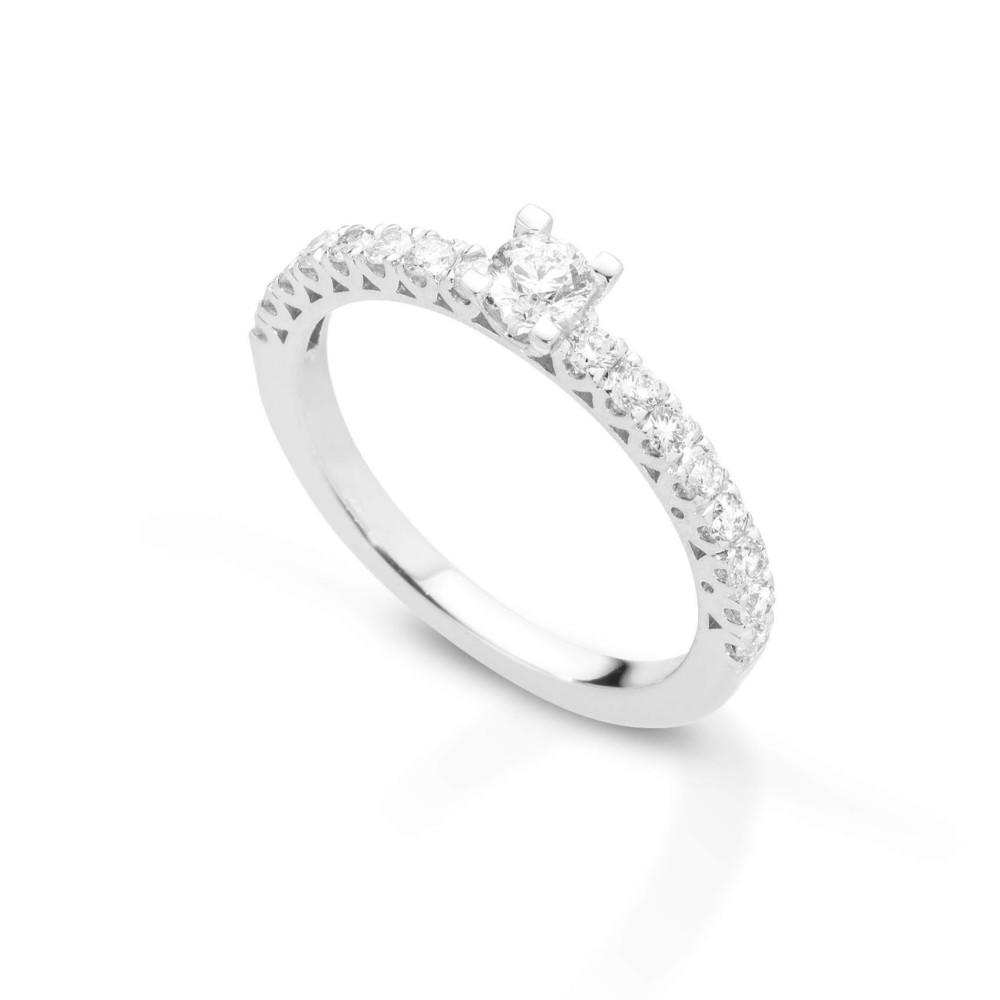 Valori Solitaire with 0,32 carat diamonds