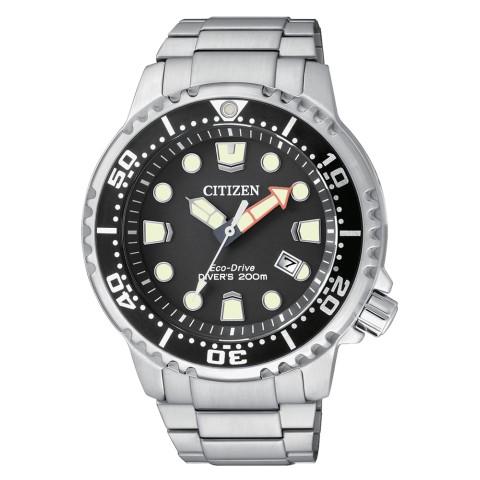 Citizen Diver'S Eco Drive 200 Mt BN0150-61E