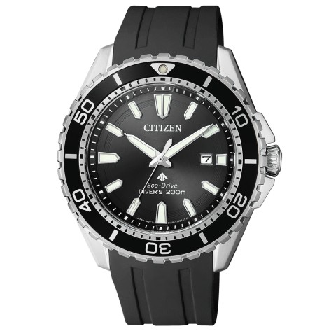 Citizen Diver'S Eco Drive 200 Mt BN0190-15E