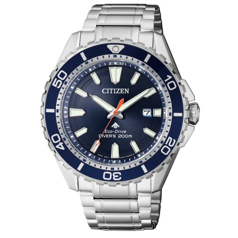Citizen Diver's Eco Drive 200 mt BN0191-80L