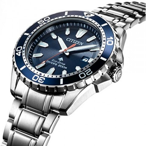 Orologio Citizen Divers 200mt Eco drive