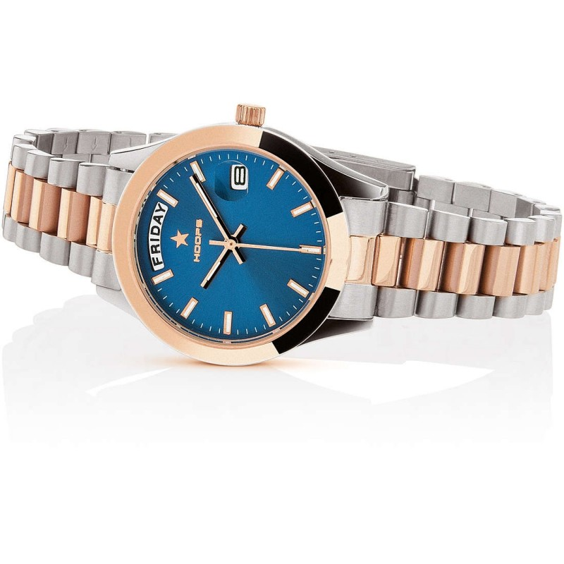 orologio solo tempo donna Hoops Luxury 2620LSRG04