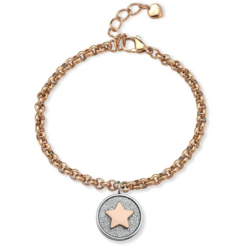 bracciale donna gioielli Ops Objects Glitter Coin OPSBR-604
