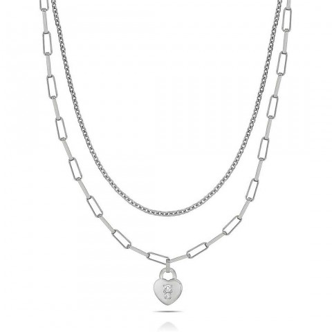 collana donna gioielli Ops Objects Secret love Codice: OPSCL-725
