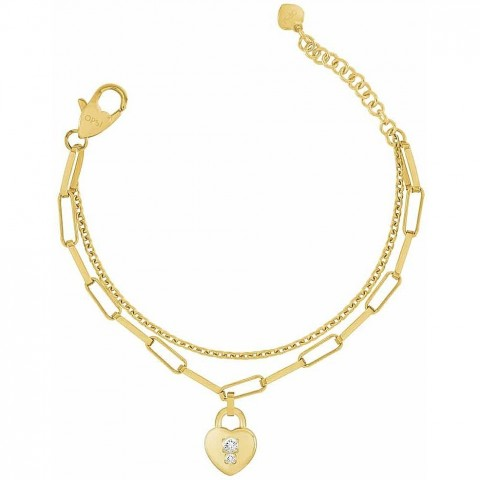 bracciale donna gioielli Ops Objects Secret love Codice: OPSBR-726