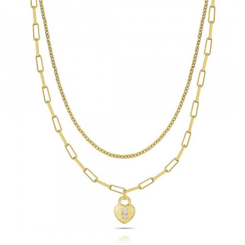 collana donna gioielli Ops Objects Secret love Codice: OPSCL-726