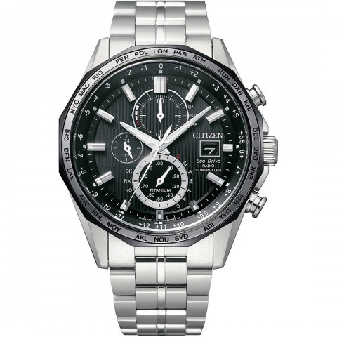 Citizen orologio cronografo uomo Citizen H 800 AT8218-81E