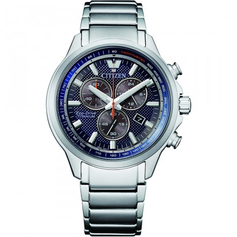 Citizen orologio cronografo uomo Citizen Supertitanio H500 AT2470-85L