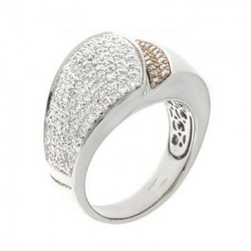 Woman Ring CHIMENTO DESIRE DIAMONDS CT. 0.88
