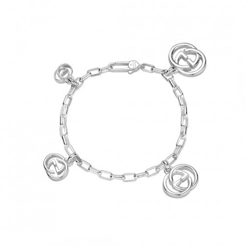 Bracelet Gucci Interlocking
